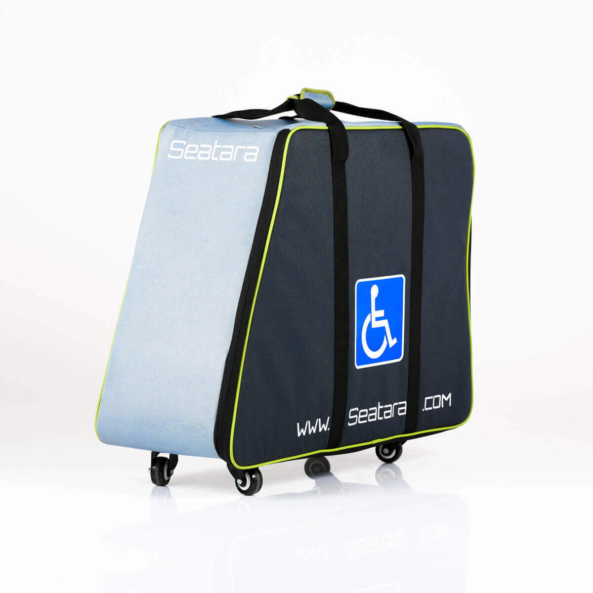 WheelAble comfortable carrying case for travel