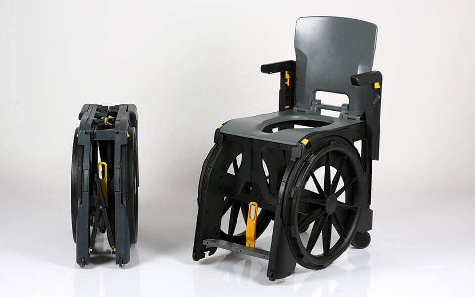About Seatara and the Wheelable Commode Chair